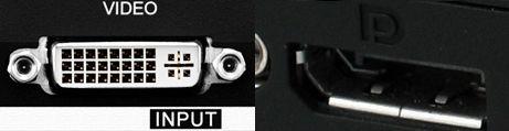 DVI zu Displayport