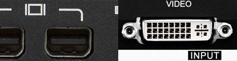 Mini Displayport zu DVI